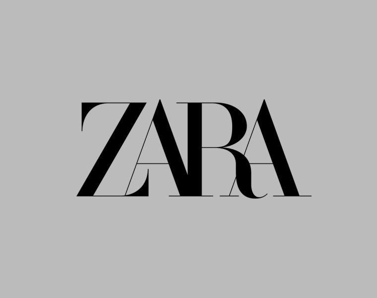 Brand Marchio Logo Zara
